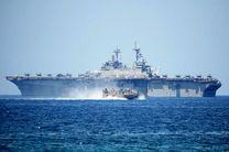 دو کشتی جنگی آمریکایی وارد آب های مورد مناقشه دریای چین جنوبی شدند