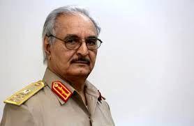 اخبار ضد و نقیض در مورد سکته مغزی فرمانده کل ارتش لیبی