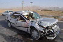 برخورد خودرو سمند با پژو پارس در محور هراز 2 کشته و 2 مصدوم برجا گذاشت