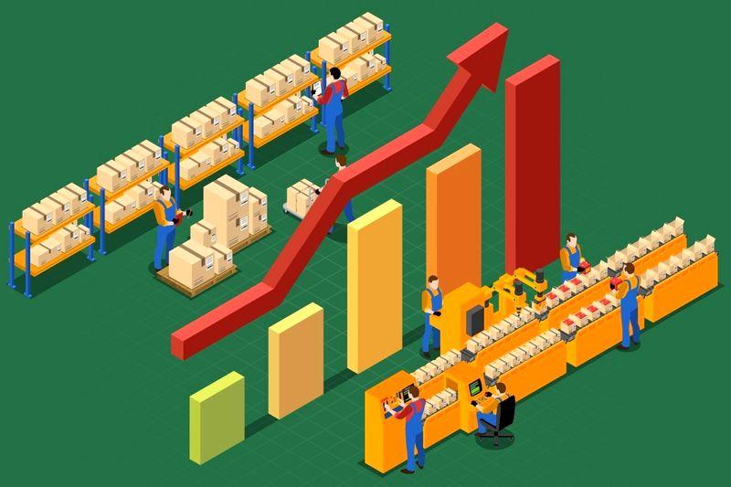جهش تولید با افزایش صادرات محقق می شود