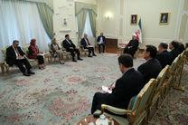 تقویت امنیت و تبدیل مرزهای مشترک به مرزهای اقتصادی و تجاری به نفع دو ملت است