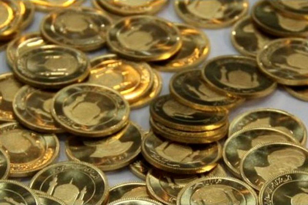 نرخ سکه در بازار امروز اعلام شد