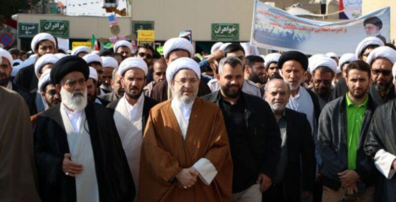 دشمن نمیتواند با فشار حداکثری به ایران اسلامی مردم را از نظام جدا کند